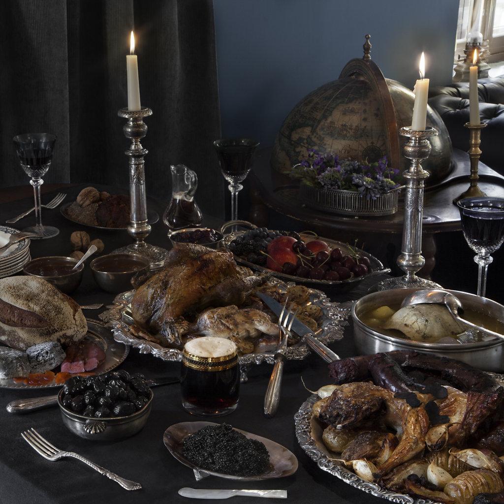 "© Charles Roux - Fictitious Feasts : ""Against Nature"" (Joris-Karl Huysmans)"